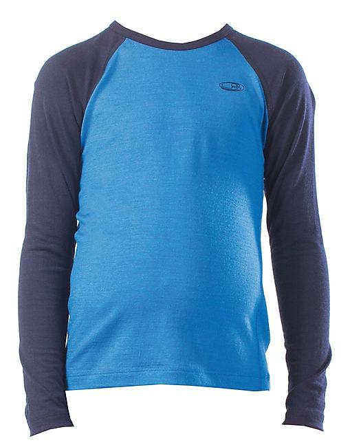OASIS CREW JUNIOR NEW TS ML COL ROND