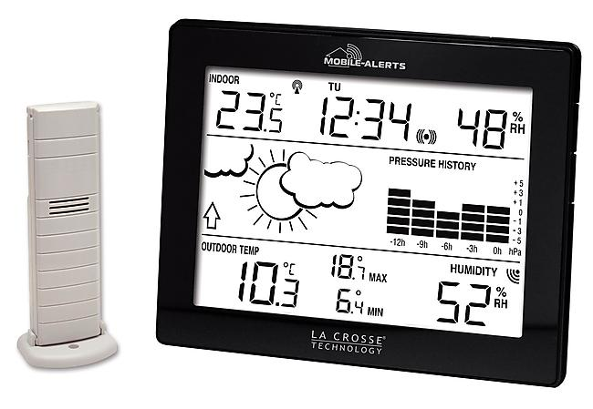 STATION METEO CONNECTABLE WS9274