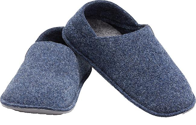 CHAUSSONS DE CHALET CLASSIC NAVY/CHARCOAL CONVERTI