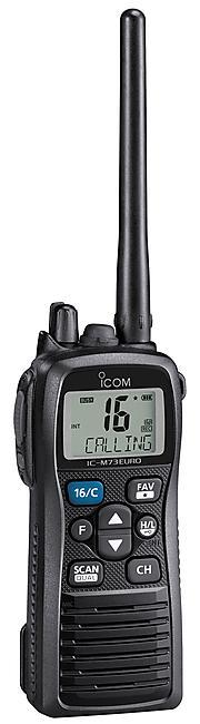 VHF MARINE IC-M73