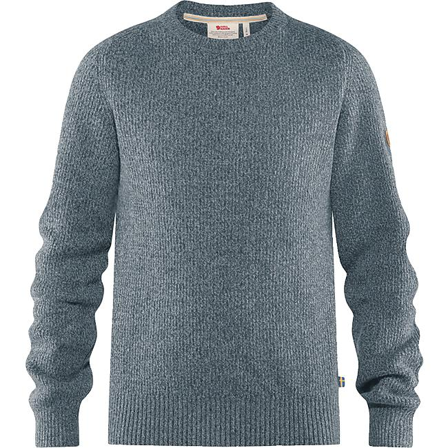 PULLOVER GREENLAND RE-WOOL CREW NECK M