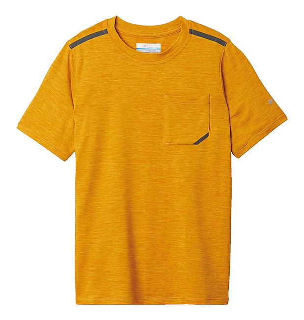 T-SHIRT MANCHES COURTES TECH TREK SHORT SLEEVE TEE