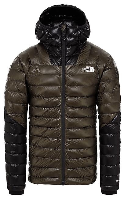 DUVET MEN'S SUMMIT L3 DOWN HOODY