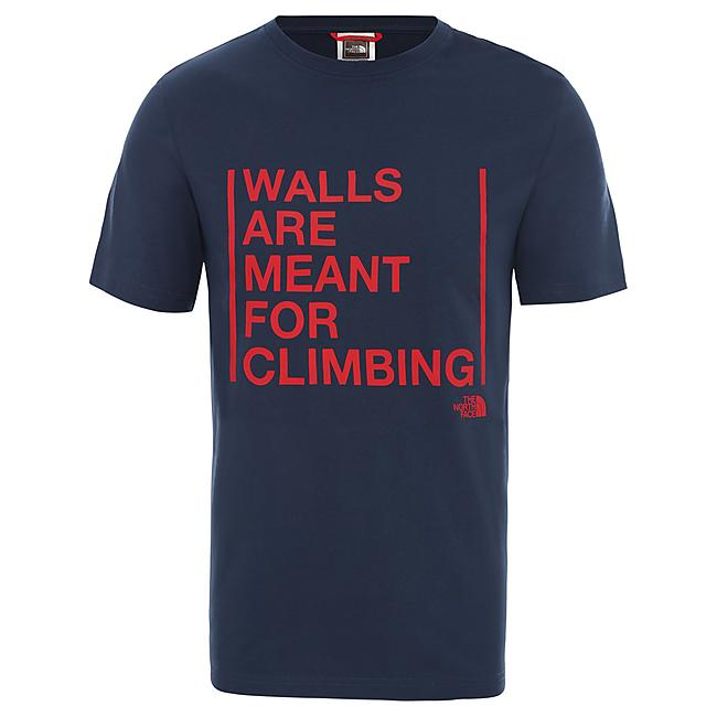 TS MC WALLS CLIMB TEE
