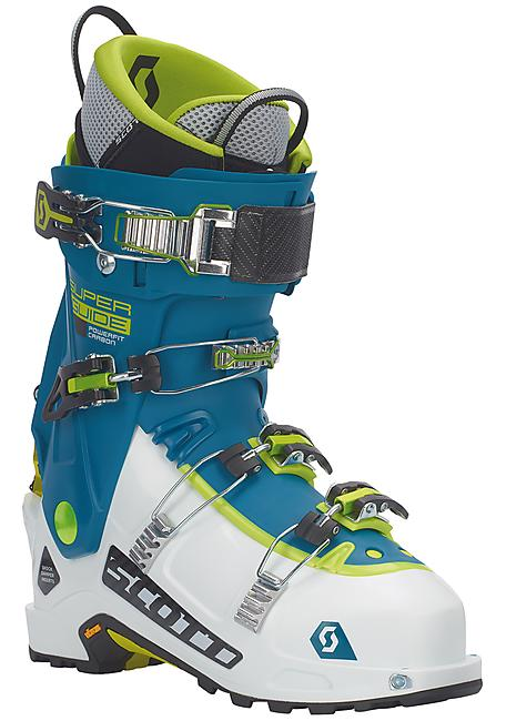 SUPERGUIDE CARBON CHAUSSURES