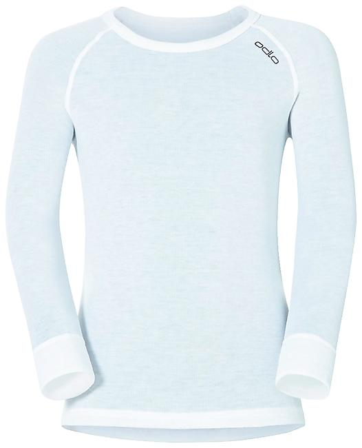 TS ML COL ROND ACTIVE WARM KIDS BI TOP CREW NECK L