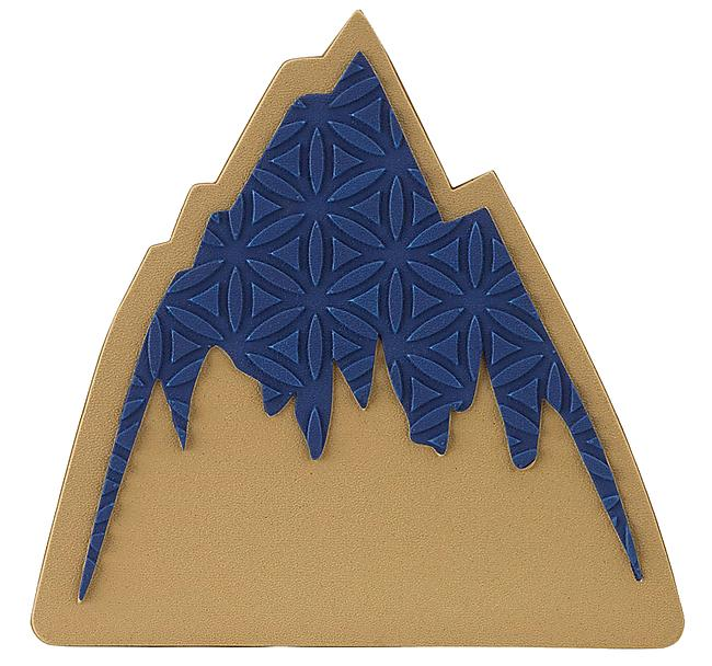 PAD FOAM MAT MOUTAIN LOGO SNOWBOARD