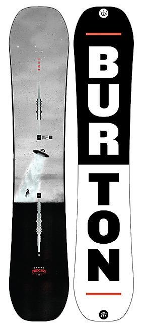 SNOWBOARD PROCESS WIDE  (FLYING V)