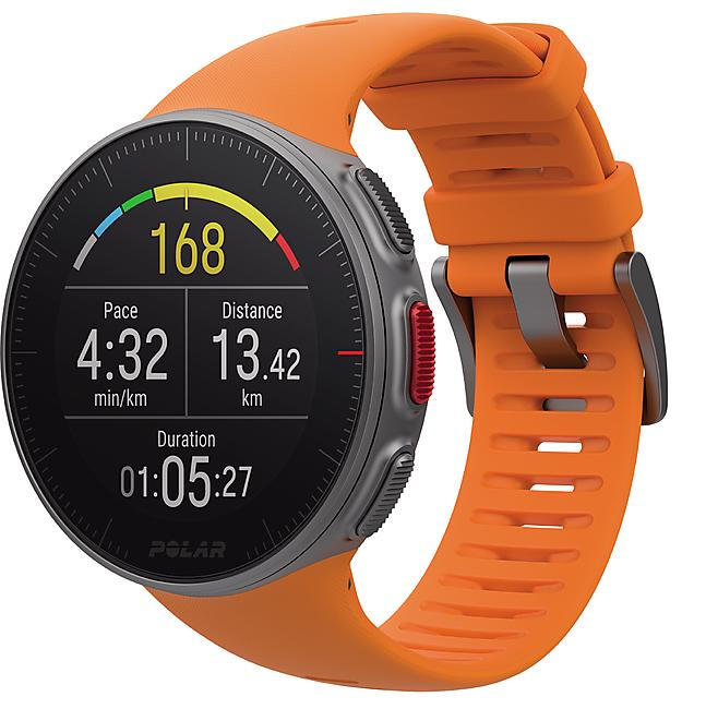 MONTRE GPS VANTAGE V ORANGE