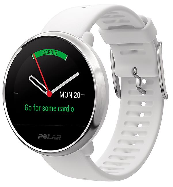 MONTRE GPS IGNITE BLANC