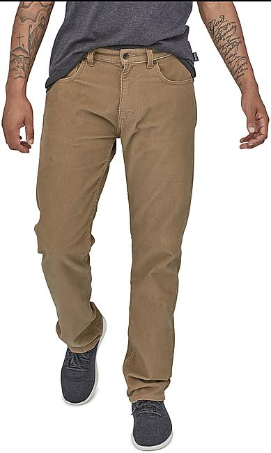 PANTALON STRAIGHT FIT CORDS REG