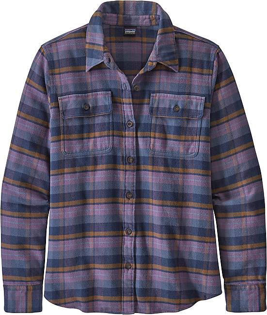 CHEMISE FJORD FLANNEL W