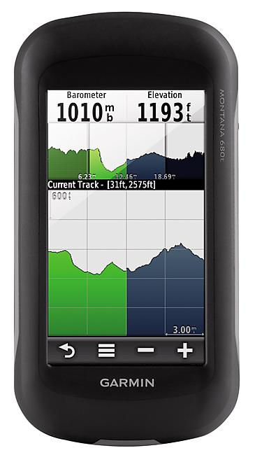 GPS MONTANA 680t