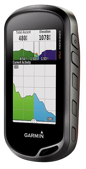GPS OREGON 750