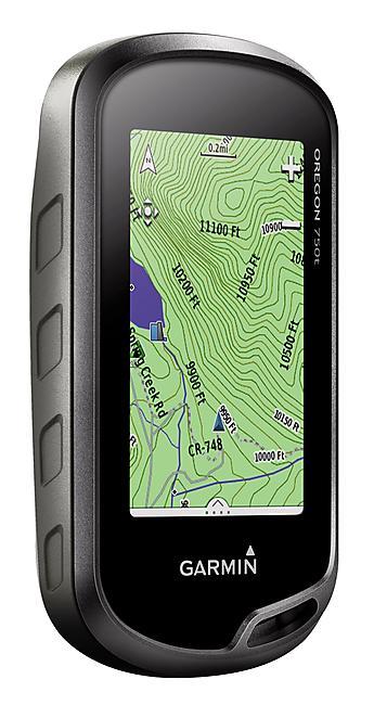 GPS OREGON 750T