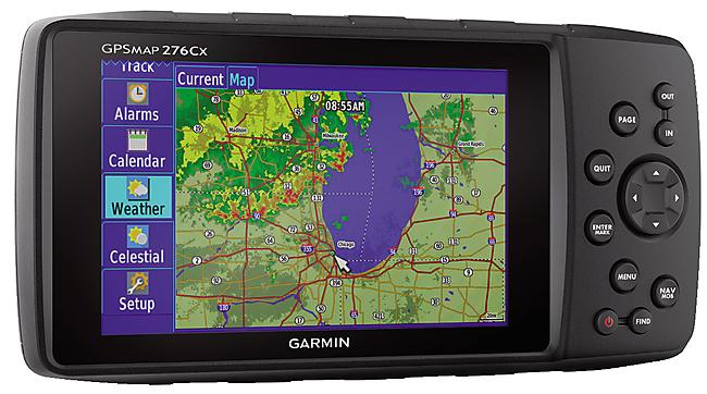 GPS MAP 276 CX