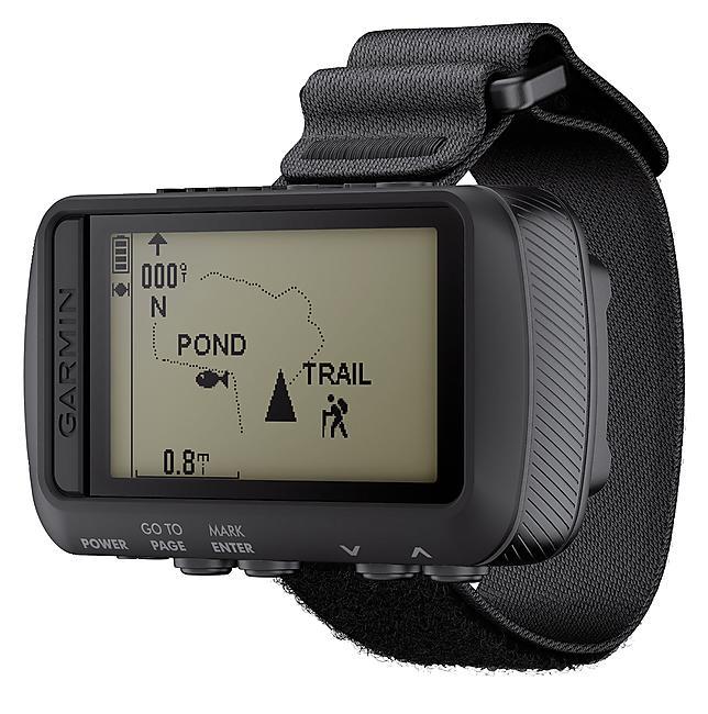 GPS FORETREX 701BALLISTIC EDITION