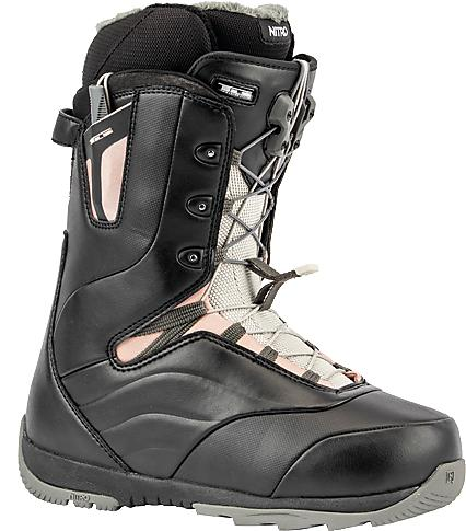 BOOTS SNOWBOARD CROWN TLS FEMME