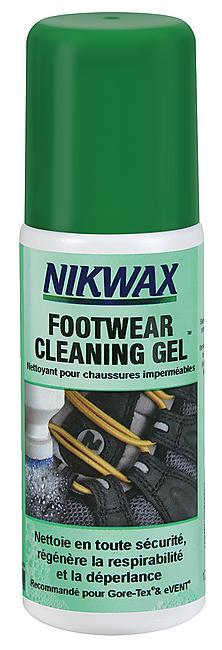 GEL CLEANING FOOT WEAR 125 ML