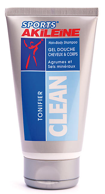 GEL DOUCHE CLEAN CHEVEUX / CORPS