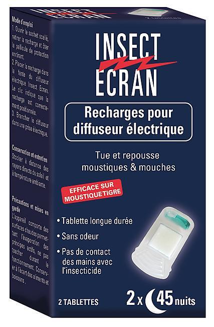 RECHARGE POUR DIFFUSEUR ELECTRIQUE