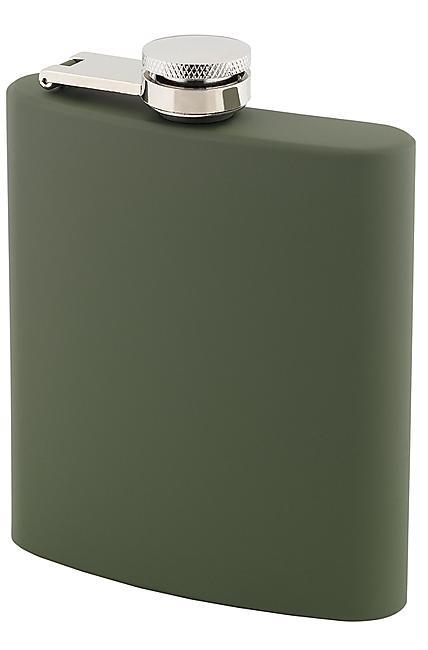 FLASQUE INOX SOFT TOUCH 180 ML