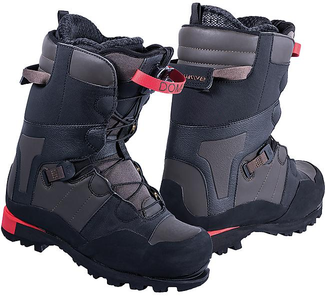 BOOTS SNOWBOARD DOMAIN CR SPLIT