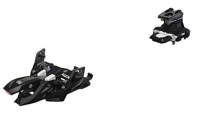FIXATIONS SKI DE RANDO ALPINIST 12 BLACK/TITANIUM