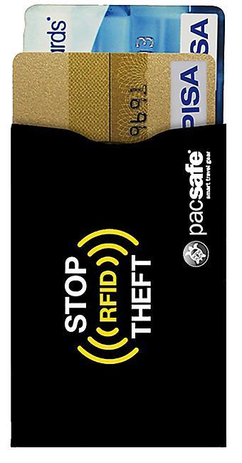 RFID CREDIT CARTE 25 PROTECTOR