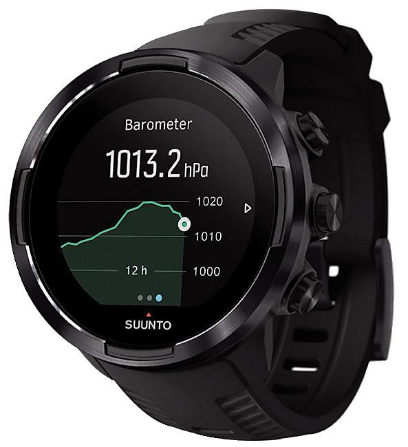 MONTRE GPS SUUNTO 9 G1 BARO BLACK