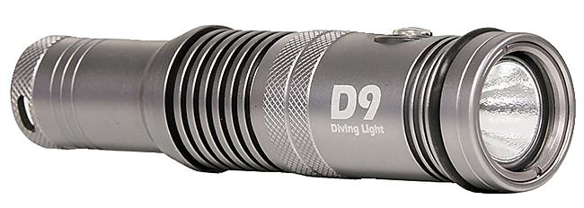 PHARE I-TORCH FISH LITE D9