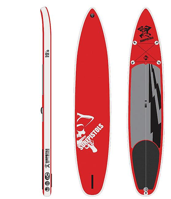 PACK SUP PIRATE 12'6