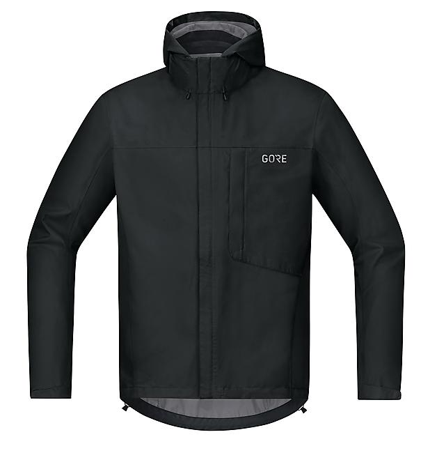 VESTE IMPERMEABLE GORE TEX PACLITE HOODED M