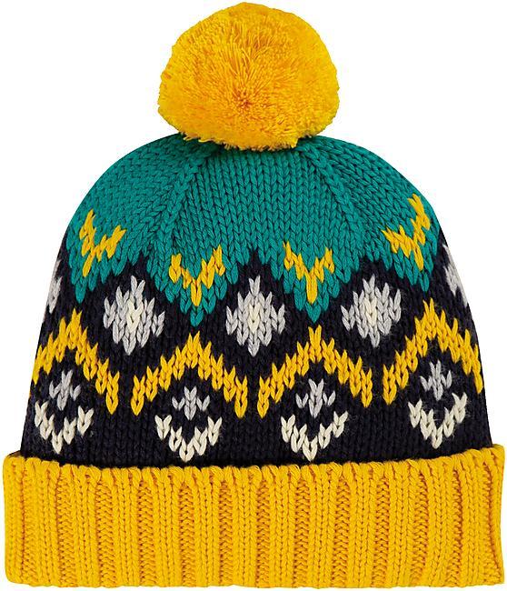 BONNET BLIZZARD BOBBLE HAT
