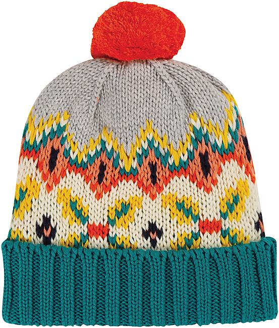 BONNET BLIZZARD BOBBLE HAT