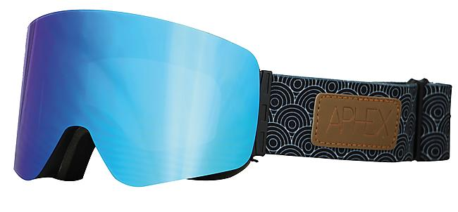 MASQUE DE SKI OXIA PHOTOCHROMATIC CAT 1