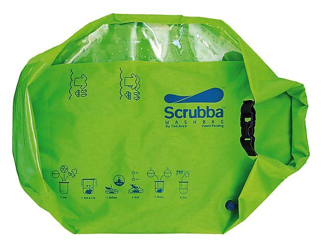 SCRUBBA WASH BAG LAVE LINGE MANUEL