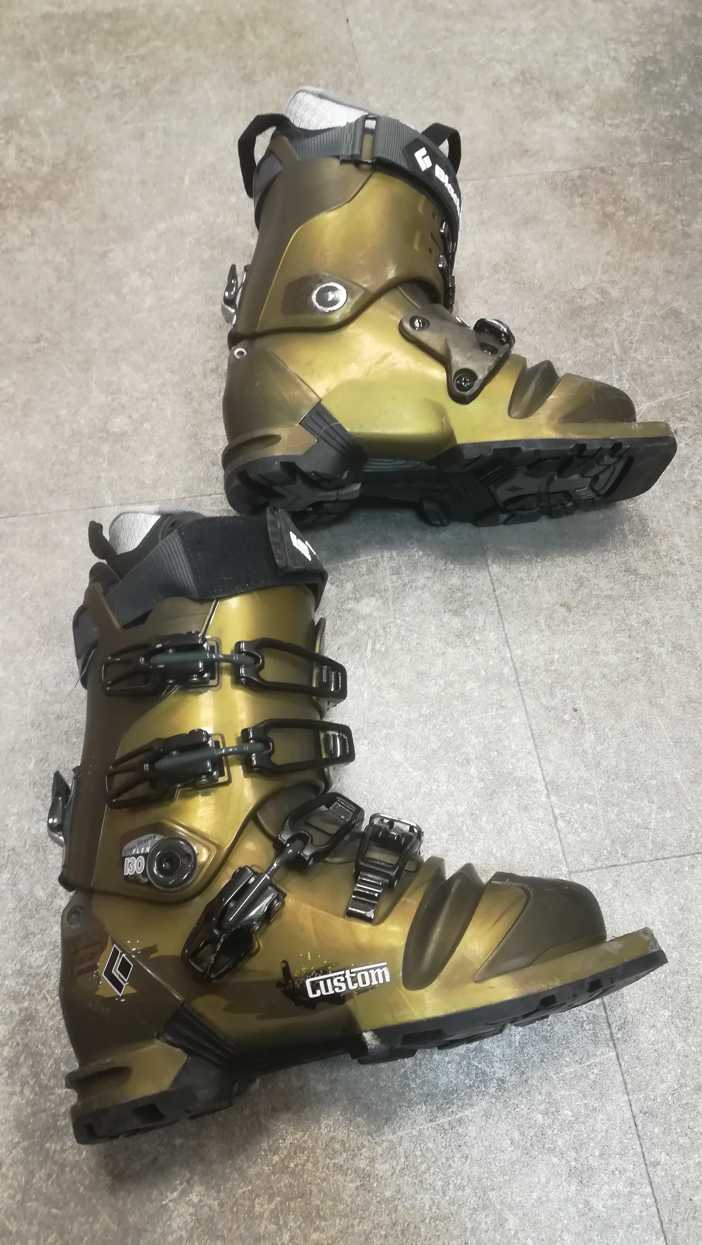 chaussure Telemark BD Custom 25.5