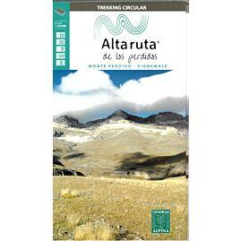 ALTA RUTA DE LAS PERDIDOS ECHELLE 1.30.000