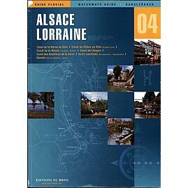 04 ALSACE LORRAINE  GUIDE FLUVIAL