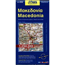 052 MACEDONIA 1 250 000 E ORAMA