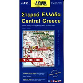 054 CENTRAL GREECE 1 200 000  E ORAMA
