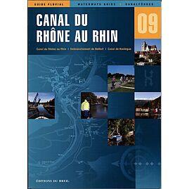 09 CANAL RHONE AU RHIN GUIDE FLUVIAL