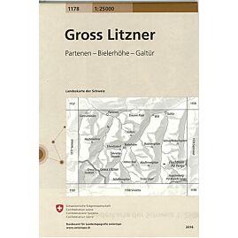 1178 GROSS LITZNER  ECHELLE 1.25.000