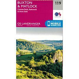 119 GB  BUXTON MATLOCK 1.50.000