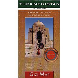 TURKMENISTAN ECHELLE 1.1.300.000