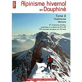 Topo Guide Alpinisme hivernal en dauphine tome 2