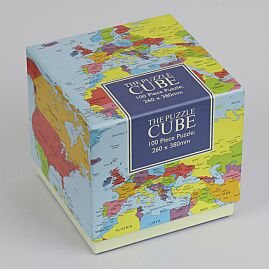 THE PUZZLE CUBE WORLD