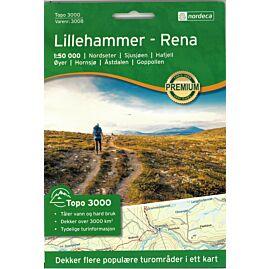 3008 LILLEHAMMER RENA 1 50 000 NORVEGE