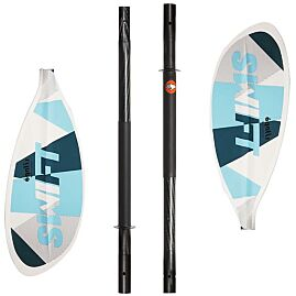 PAGAIE KAYAK SWIFT FIBRE 4P
